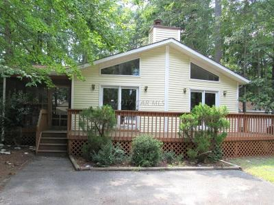 Berlin Single Family Home For Sale: 142 Windjammer Rd