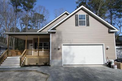 Ocean Pines Single Family Home For Sale: 54 Capetown Rd