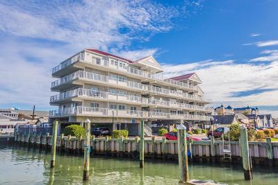Ocean City Condo/Townhouse For Sale: 300 Somerset St #A302