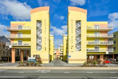 Ocean City Condo/Townhouse For Sale: 5405 Coastal Hwy #519