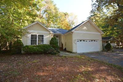 Ocean Pines Single Family Home For Sale: 724 Ocean Pkwy