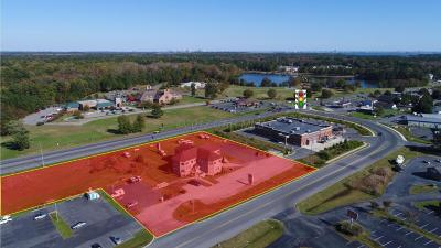 Berlin, Bishopville, Ocean City, Ocean Pines Commercial For Sale: 11073 Cathell Rd