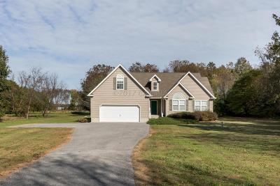 Bishopville Single Family Home For Sale: 11443 St Martins Neck Rd