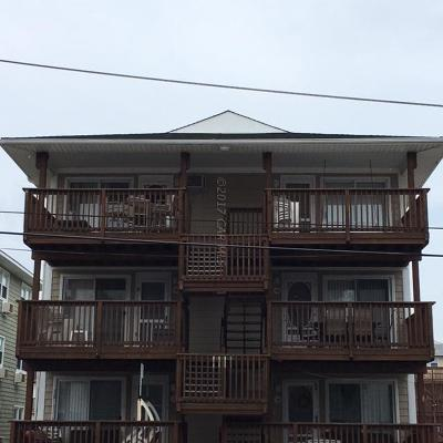 Ocean City Condo/Townhouse For Sale: 10 139th St #5b