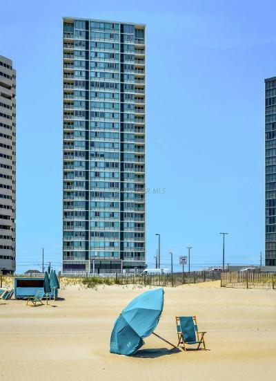 Ocean City Condo/Townhouse For Sale: 10700 Coastal Hwy #608