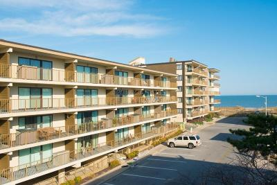 Ocean City Condo/Townhouse For Sale: 4 46th St #208