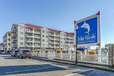 Ocean City Condo/Townhouse For Sale: 205 Somerset St #B203