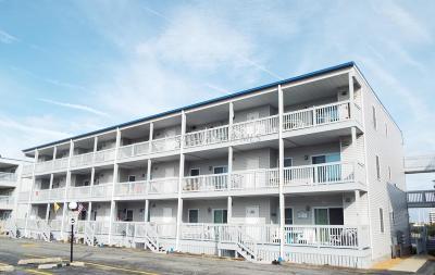 Ocean City Condo/Townhouse For Sale: 3701 Coastal Hwy #C 215