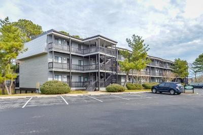 Ocean City Condo/Townhouse For Sale: 119 Old Landing Rd #305h