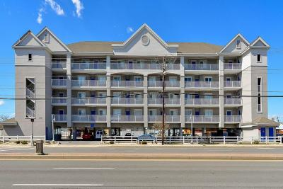 Ocean City Condo/Townhouse For Sale: 2101 Philadelphia Ave #204