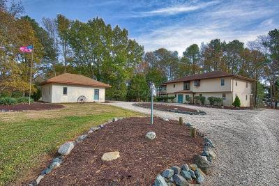 Berlin Single Family Home For Sale: 6554 S Point Rd