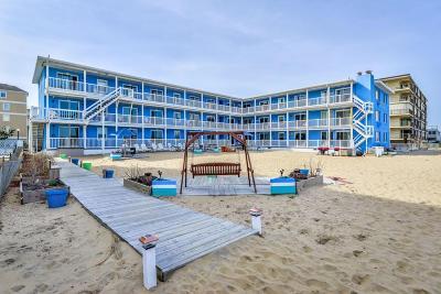 Ocean City Condo/Townhouse For Sale: 4503 Atlantic Ave #205