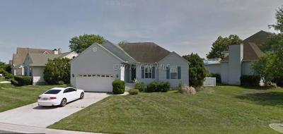 Ocean City Single Family Home For Sale: 12816 Whisper Trace Dr