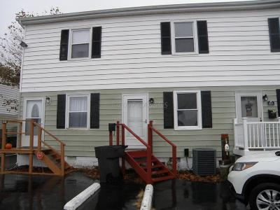 Ocean City Condo/Townhouse For Sale: 135 Newport Bay Dr #83