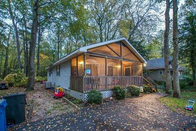 Ocean Pines Single Family Home For Sale: 5 Footbridge