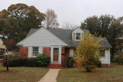 Salisbury Single Family Home For Sale: 417 Somerset Ave