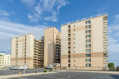 Ocean City Condo/Townhouse For Sale: 5801 Atlantic Ave #701