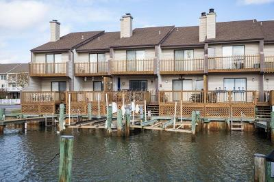 Ocean City Condo/Townhouse For Sale: 635 94th St #801
