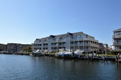 Ocean City Condo/Townhouse For Sale: 205 125th St #120d