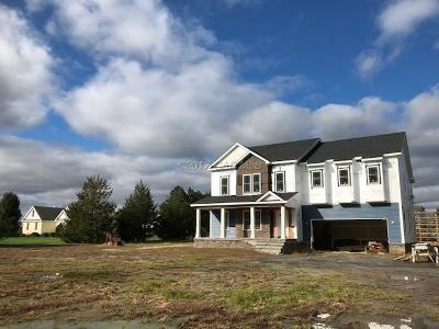 Bishopville Single Family Home For Sale: 11439 St Martins Neck Rd