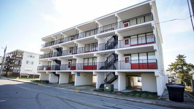 Ocean City Condo/Townhouse For Sale: 9 58th St #301