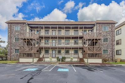 Ocean City Condo/Townhouse For Sale: 411 146th St #224