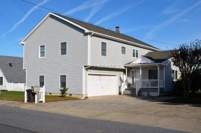 Ocean City Single Family Home For Sale: 10614 Pine Needle Rd