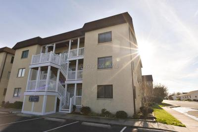 Ocean City Condo/Townhouse For Sale: 721 142nd St #12201