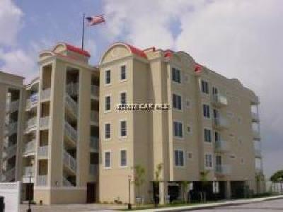 Ocean City Condo/Townhouse For Sale: 115 73rd St #402