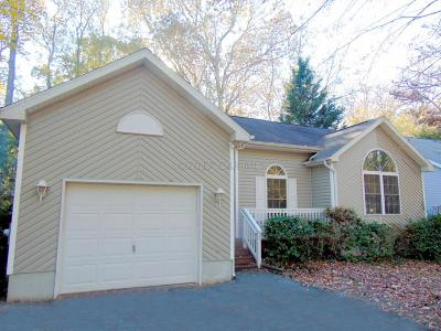 Ocean Pines Single Family Home For Sale: 5 Dogwood Place