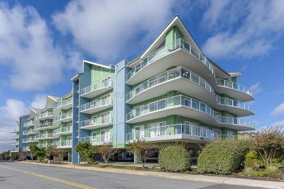 Ocean City Condo/Townhouse For Sale: 7601 Coastal Hwy #211