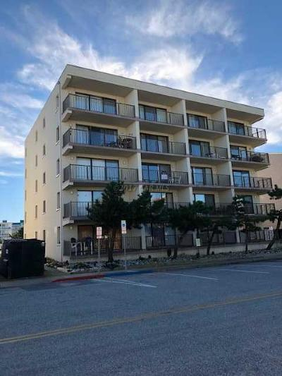 Ocean City Condo/Townhouse For Sale: 7 139th St #404