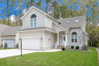 Ocean Pines Single Family Home For Sale: 5 Trinity Place