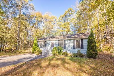 Ocean Pines Single Family Home For Sale: 17 Fosse Grange