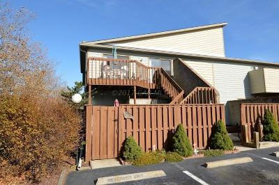 Ocean City Condo/Townhouse For Sale: 108 120th St #59
