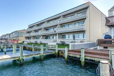 Ocean City Condo/Townhouse For Sale: 508 32nd St #304a