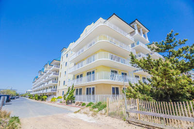 Ocean City Condo/Townhouse For Sale: 5901 Atlantic Ave #103