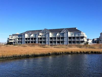 Ocean City Condo/Townhouse For Sale: 205 125th St #238
