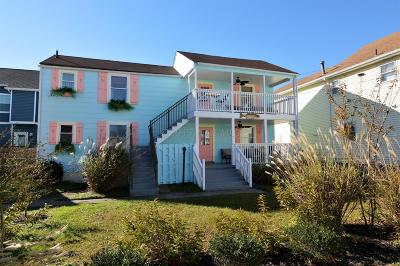 Ocean City Condo/Townhouse For Sale: 207 6th St #6