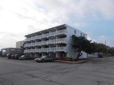 Ocean City Condo/Townhouse For Sale: 7 124th St #204