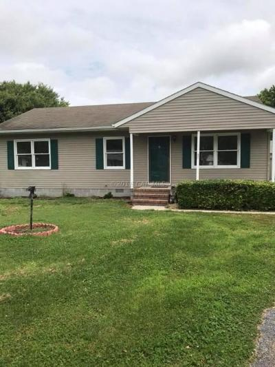 Willards Single Family Home For Sale: 7437 W Holland Ave