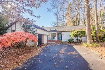 Ocean Pines Single Family Home For Sale: 30 Newport Dr