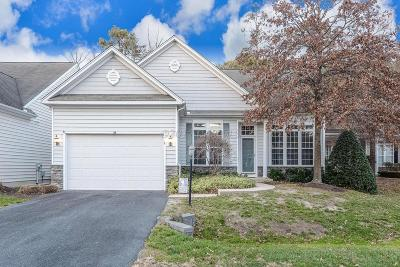 Ocean Pines Single Family Home For Sale: 116 E Central Parke