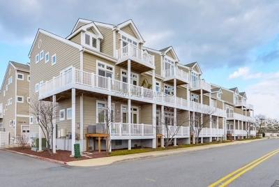 Ocean City Condo/Townhouse For Sale: 222 Hitchens Ave #103