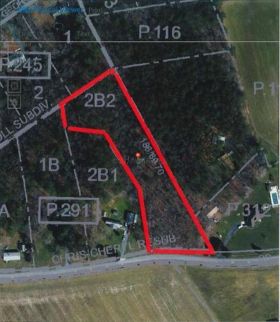 Berlin Residential Lots & Land For Sale: Griffin Rd