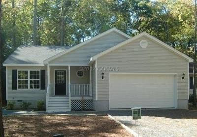 Ocean Pines Single Family Home For Sale: 1 Crossbow Trail