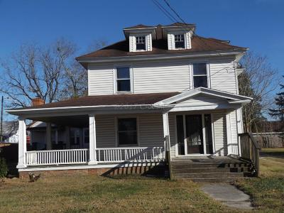 Willards Single Family Home For Sale: 7411 Main St