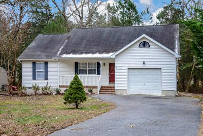 Ocean Pines Single Family Home For Sale: 41 Footbridge Trail