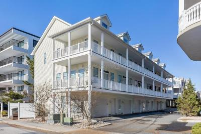 Ocean City Condo/Townhouse For Sale: 6 63rd St #6