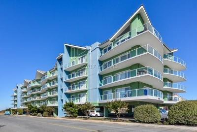 Ocean City Condo/Townhouse For Sale: 7601 Coastal Hwy #304